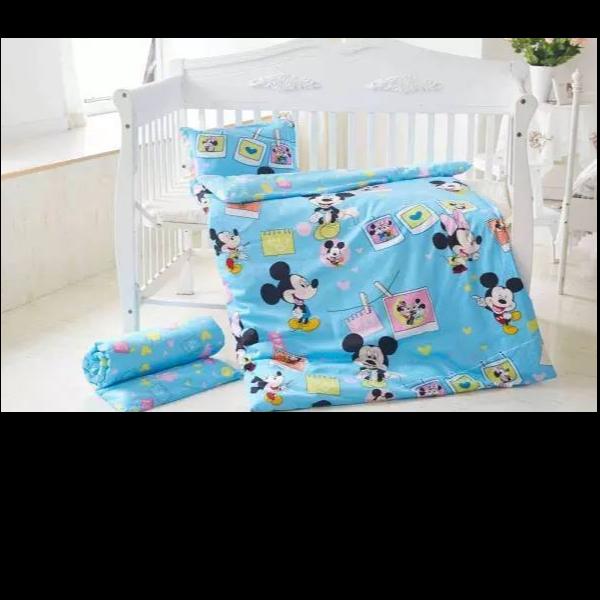 儿童床上用品-对的挑选方法少不了[寝夜思家纺]
