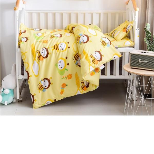 幼儿园床上用品-教您使用时出现问题如何应对[寝夜思家纺]