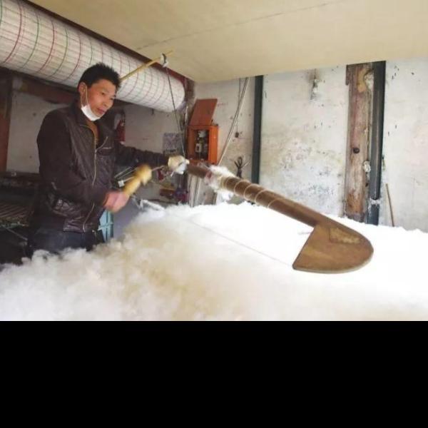 翻新棉花被芯-加工被套有无添加黑心棉[寝夜思家纺]