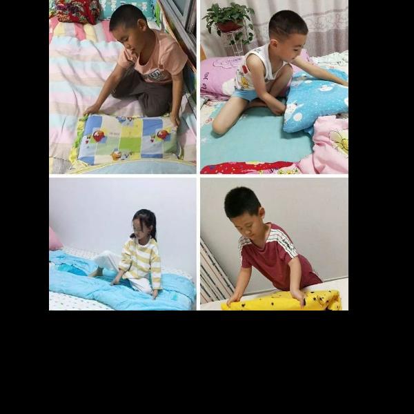 幼儿园床品如何挑-24年专业厂家有以下建议[寝夜思家纺]