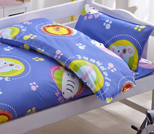 幼儿园床上用品小花卡通版系列