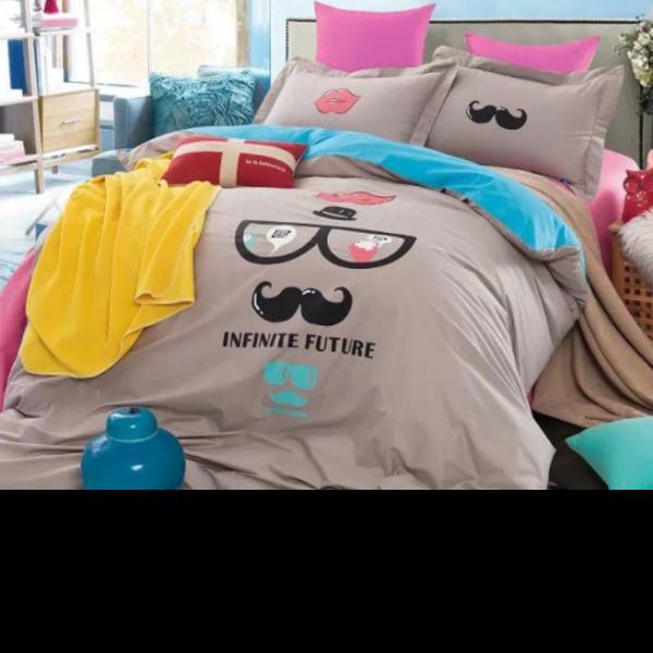 纯棉四件套-给您带来真正的优质睡眠[寝夜思家纺]