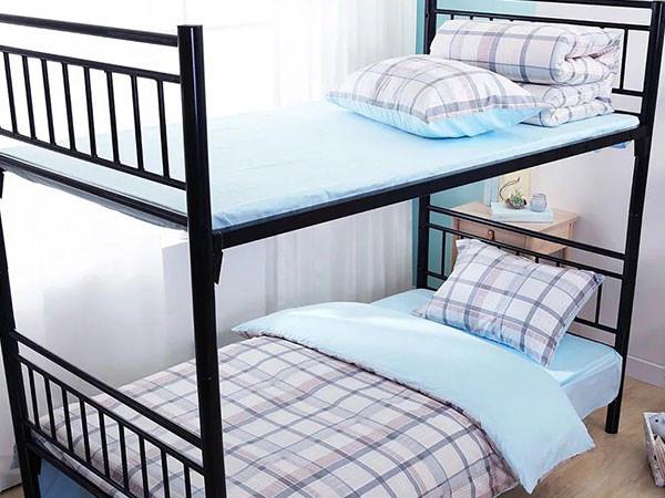 优秀的学生宿舍床品套件-就得这么挑[寝夜思家纺]