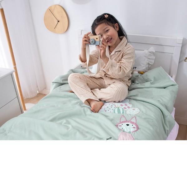 孩子是父母的心肝-儿童床上用品如何选择呢?[寝夜思家纺]