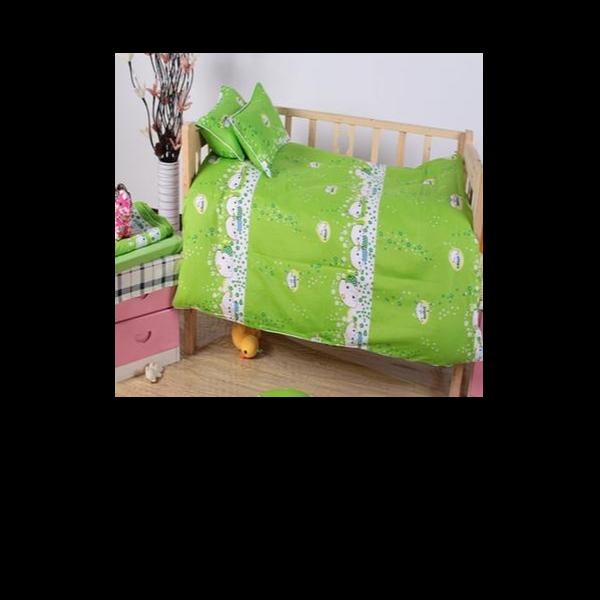 研究这么久才发现-浅色纯棉的儿童床品最舒适[寝夜思家纺]