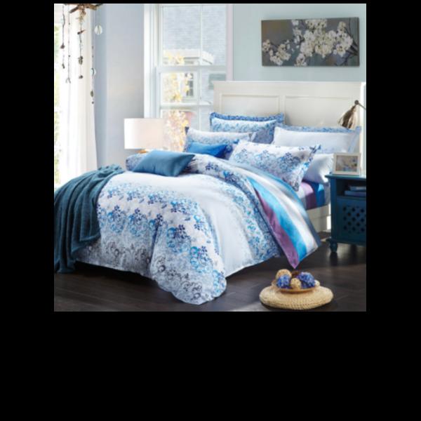 床单四件套哪个好-家纺达人优选全棉材质[寝夜思家纺]