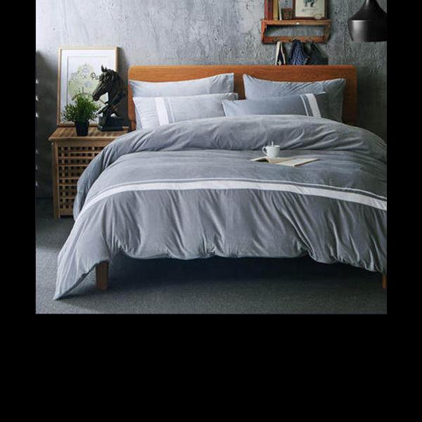 四件套床上用品如何起飞-20年生产厂家带你飞[寝夜思家纺]