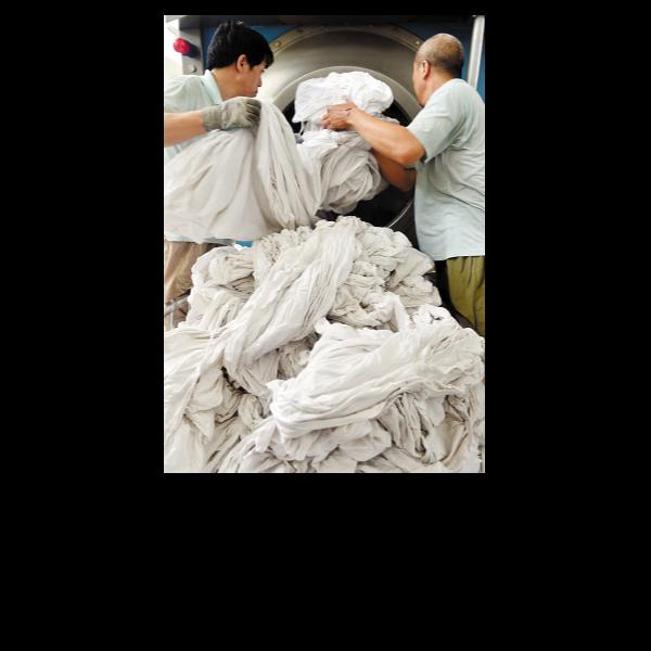 不同的家纺面料有不同的洗涤技巧—寝夜思家纺